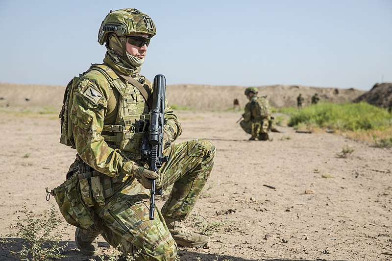 psychopaths australian army military SAS